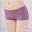 【可蘭霓Clany】透氣Tactel M-XL中腰平口生理褲 神秘黑 2107-63 1