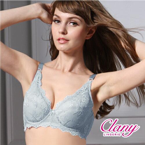 【可蘭霓Clany】舒活女人絲柔包覆CD內衣 甜美橙 6617-41 1