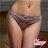 【可蘭霓Clany】性感革命華麗雙色蕾絲M-XL內褲 (閃耀藍 3998-53) 1