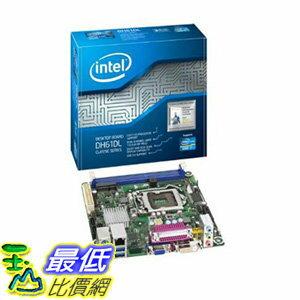<br/><br/> [106美國直購] Boxed Intel Intel H61 Mini ITX DDR3 1333 Motherboards BOXDH61DLB3<br/><br/>