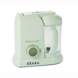 法國【BEABA】BabyCook Solo 嬰幼兒副食品調理器-馬卡龍綠