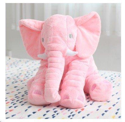 大象 抱枕【衝評最低價】安撫枕 ikea 嬰兒枕 兒童靠枕 安撫 毛絨 娃娃 玩偶 冷氣毯 彌月禮物 生日禮物 情人節