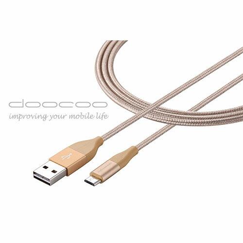 doocoo iLink III MicroUSB 尼龍編織充電傳輸線