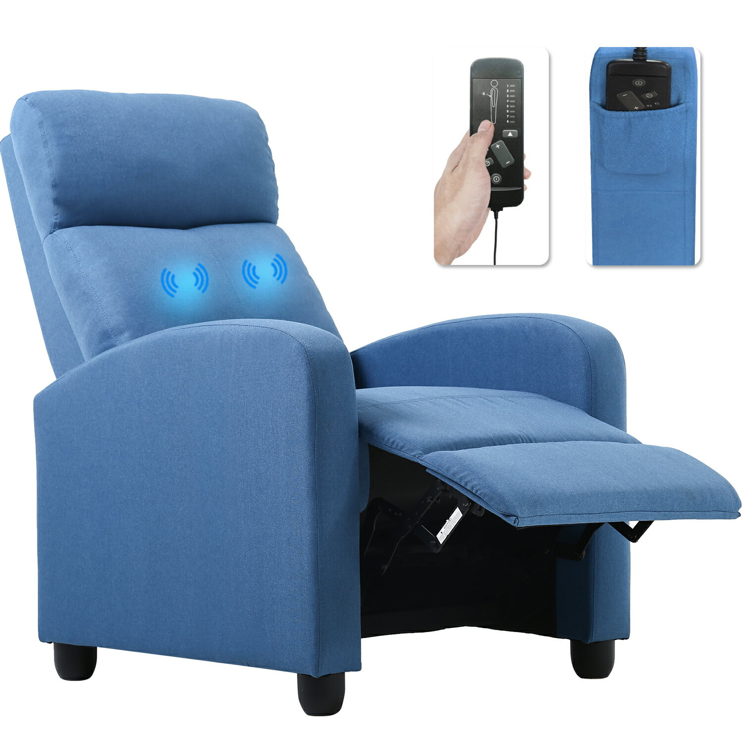 Awesome Recliner Chair For Living Room Winback Home Theater Seating Single Sofa Massage Recliner Sofa Reading Chairmodern Reclining Chair Easy Lounge With Dailytribune Chair Design For Home Dailytribuneorg