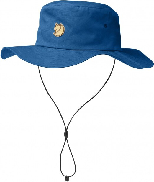 Fjallraven 瑞典北極狐 Hatfield 復古圓盤帽/獵裝帽/軍裝遮陽帽 79258 539湖水藍/台北山水