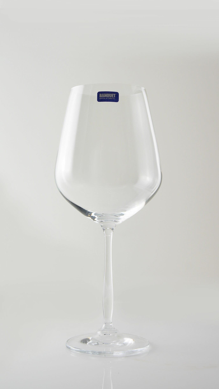 水晶白酒杯6入裝《Banquet Crystal 歐洲製水晶葡萄酒杯 715ml★美食家典藏版》 1