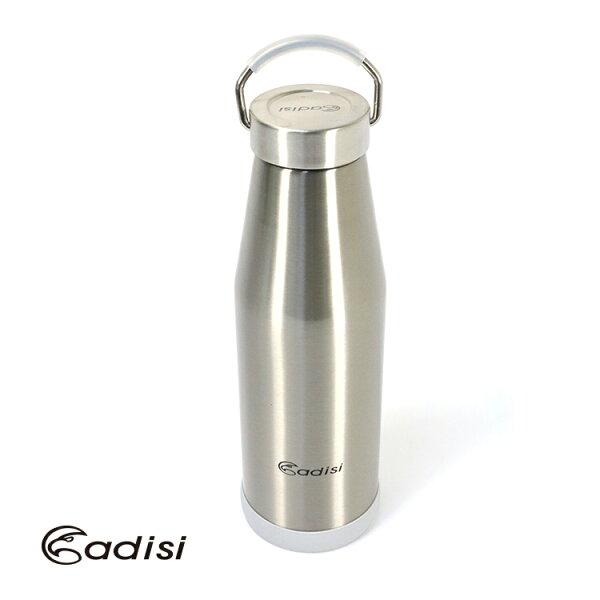 ADISI #316不銹鋼雙層真空保溫瓶 AS16101 700ml / 城市綠洲 (316不鏽鋼、長效保溫保冷、保溫水壺)