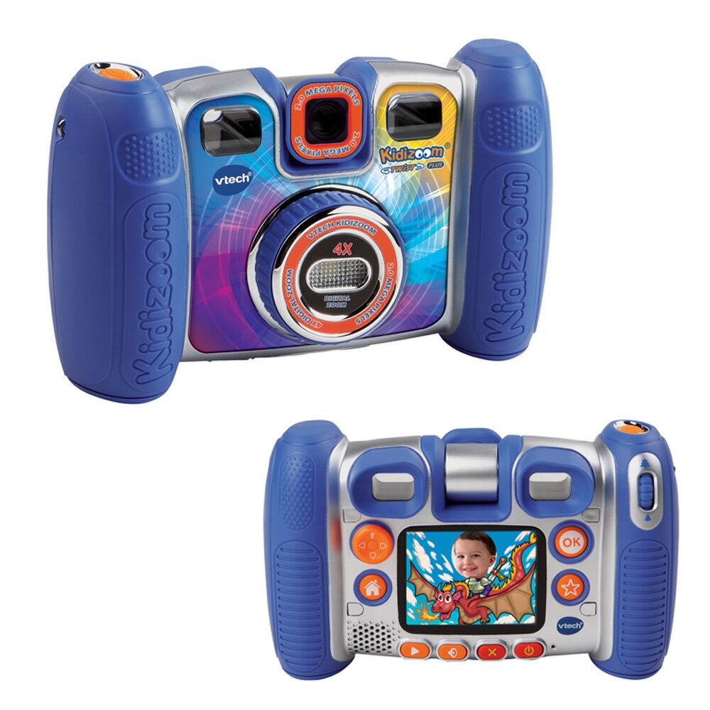 【英國 Vtech 電子學習系列】多功能兒童遊戲相機 ( 兩色可選 )
