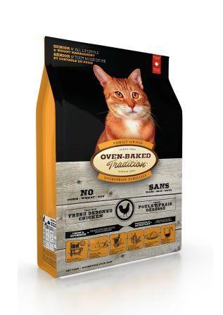 ?Double妹寵物?烘焙客高齡貓&減重貓野放雞配方【2.5lb】【5lb】【10lb】