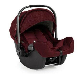 【組合現省$4100 再送贈涼感座墊+汽車椅連接器+玩偶】荷蘭【Nuna】Pepp Luxx 二代時尚手推車(紅色)+PIPA提籃 6