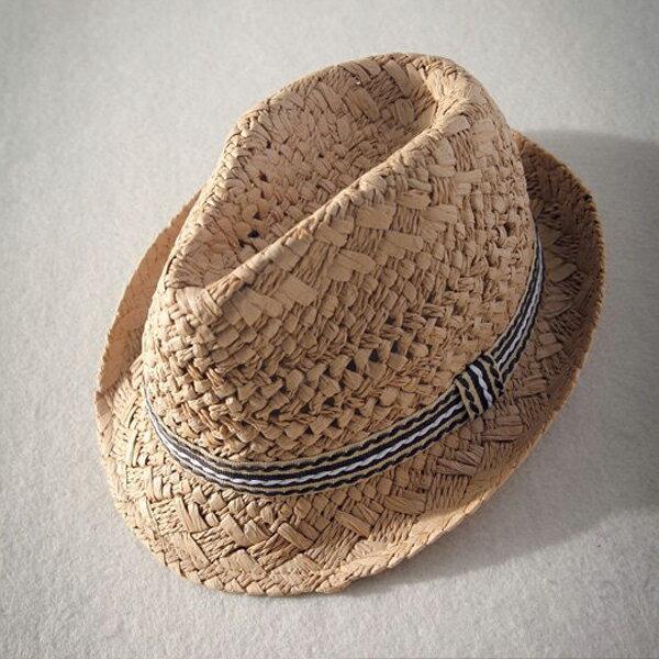 PS Mall 男童女童遮陽帽出遊帽超時尚鏤空兒童【B016】 2