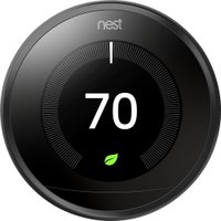 Nest Learning Professional Version 3rd Generation Thermostat, Carbon Black (T3016US)