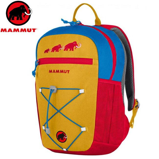 Mammut 長毛象 兒童背包/小朋友背包 附玩偶 First Zip 2510-01542-91644 想像彩 4L