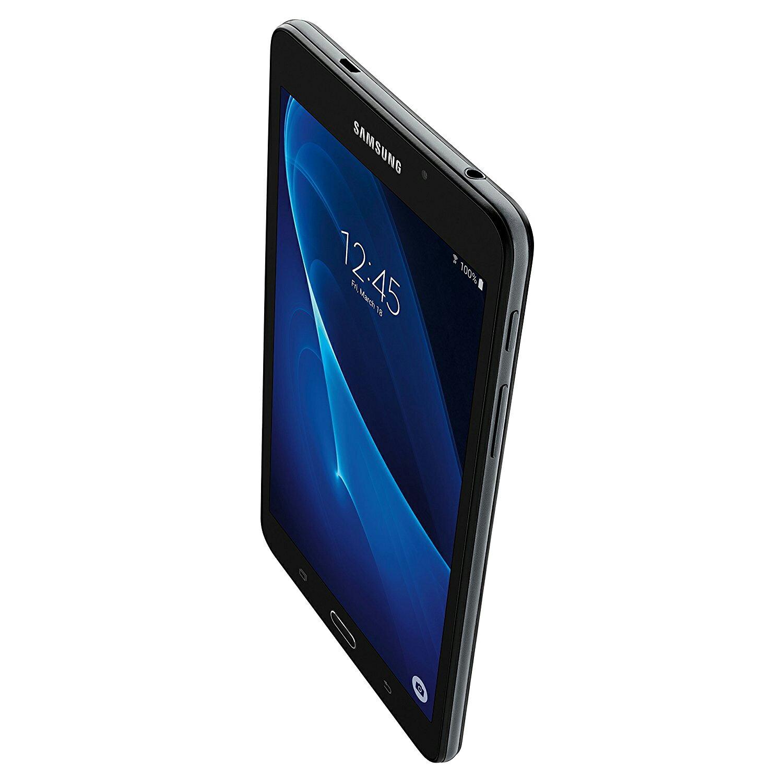 "Samsung Galaxy Tab A 7"" WiFi 8GB Android Tablet SM-T280NZKAXAR - Black 3"