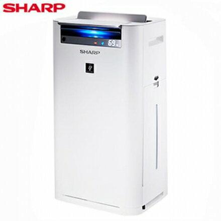 [滿3千,10%點數回饋]SHARP夏普 14坪 日本製 空氣清淨機 KC-JH60T-W **免運費**