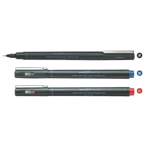 【Uni三菱】 PIN 01-200 藍0.1 代針用筆