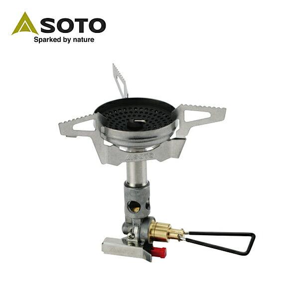 登山爐露營登山SOTO防風穩壓登山爐SOD-310