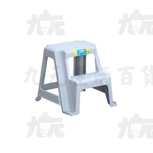 【九元生活百貨】聯府RC-678中登高梯椅塑膠椅階梯RC678