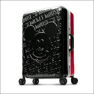 【加賀皮件】Deseno Disney 迪士尼 米奇 1928復古浮雕 多色 鋁框 24吋 行李箱 旅行箱 DL8655