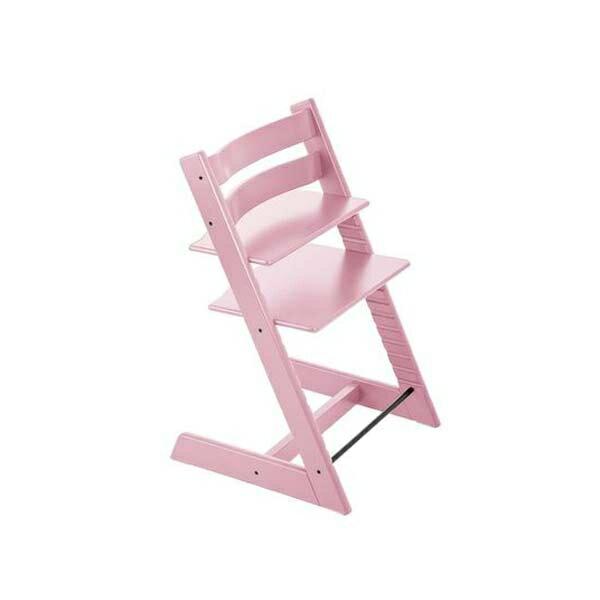 STOKKETrippTrapp®成長椅(櫸木公主粉)餐椅