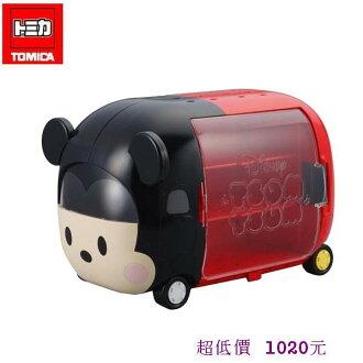 *美馨兒* 【日本TOMICA迪士尼】TSUM TSUM貨櫃展示收納車 1020元