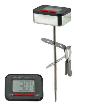 🌟現貨🌟TIAMO 防水溫度計 HK0442 HK0442WH 手沖壺溫度計 溫度計 烘培溫度計 探針溫度計