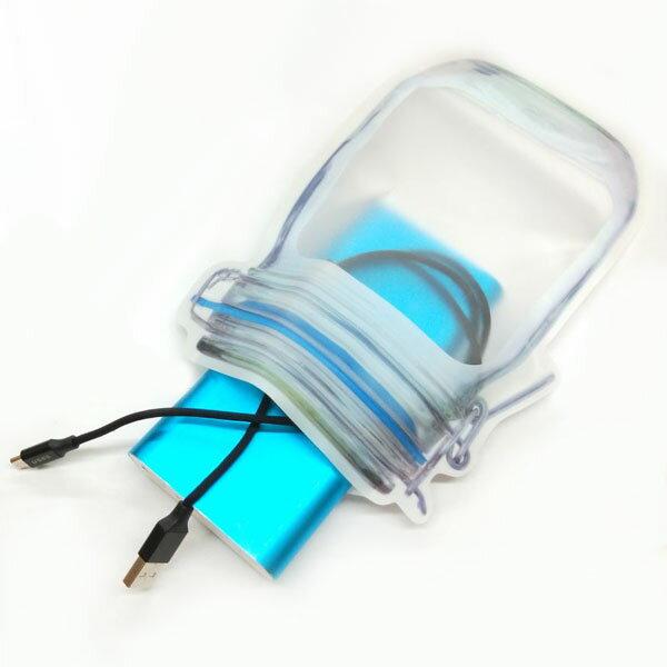 【aifelife】梅森瓶保鮮袋(大)梅森瓶保鮮夾鏈袋收納袋造型夾鏈袋收納整理贈品禮品