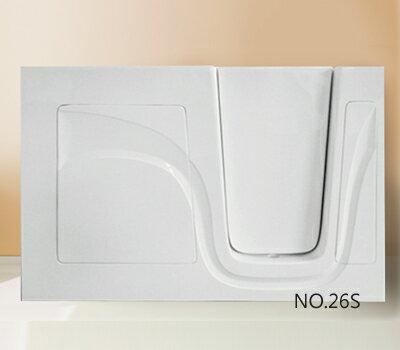 走入式浴缸26s  『康森銀髮生活館』無障礙輔具專賣店 0
