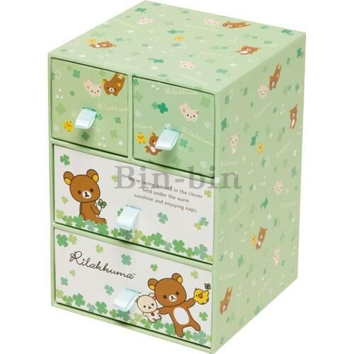 拉拉熊 小型收納櫃/720-023
