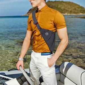 美國NIID FINO數碼收納槍包 男士單肩斜挎多功能通勤運動休閒腰包 美式槍套 輕薄貼身槍包 防盜時尚