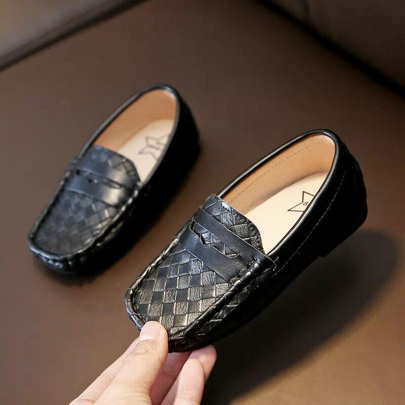 男寶寶皮鞋/編織皮鞋/個性皮鞋