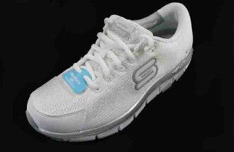 [陽光樂活]零碼 SKECHERS (女) 跑步系列 智慧生活 LIV 健走鞋 - 99999830WSL 全白