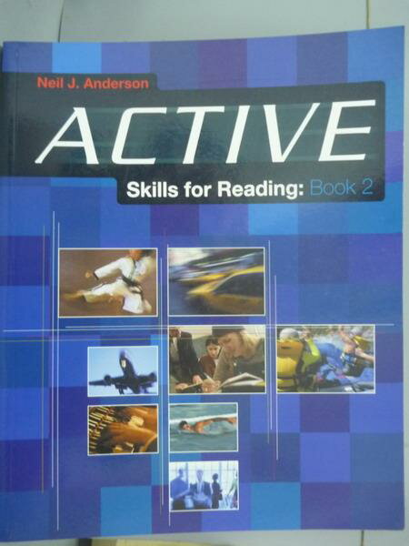 【书宝二手书T4/语言学习_QNZ】Active Skills for Reading: Book 2_Neil J.A