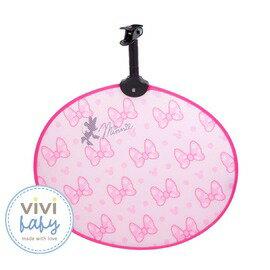 小奶娃婦幼用品:ViViBaby-Disney迪士尼米妮UV太陽擋板