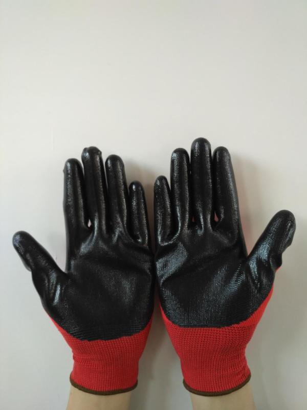 乳膠止滑工作手套1双 【AE001】NO135亮彩舒適型手套 止滑 / 耐磨手套 防滑工作手套 止滑手套 手套《八八八e網購 3