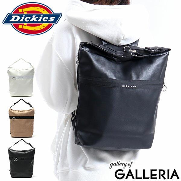 日本樂天直送館 日本Galleria /  Dickies SYNTHETIC LEATHER 2WAY BAG 休閒後背包 /  dic0031 /  日本必買 日本樂天...