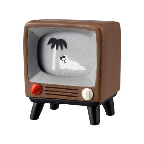 Decole 日本擺飾玩偶 / 公仔 / 道具 / 配件 - Concombre 電視 / 超迷你相框 ( ZCB-78138 ) 現貨