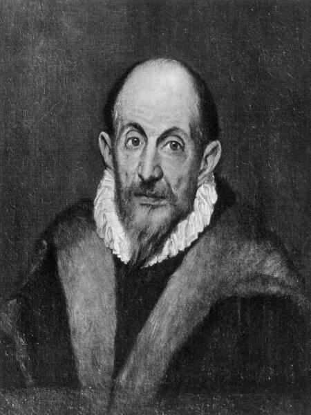 Download Posterazzi: El Greco (1541-1614) Nreal Name Domenikos Theotokopoulos Spanish Painter Presumed ...