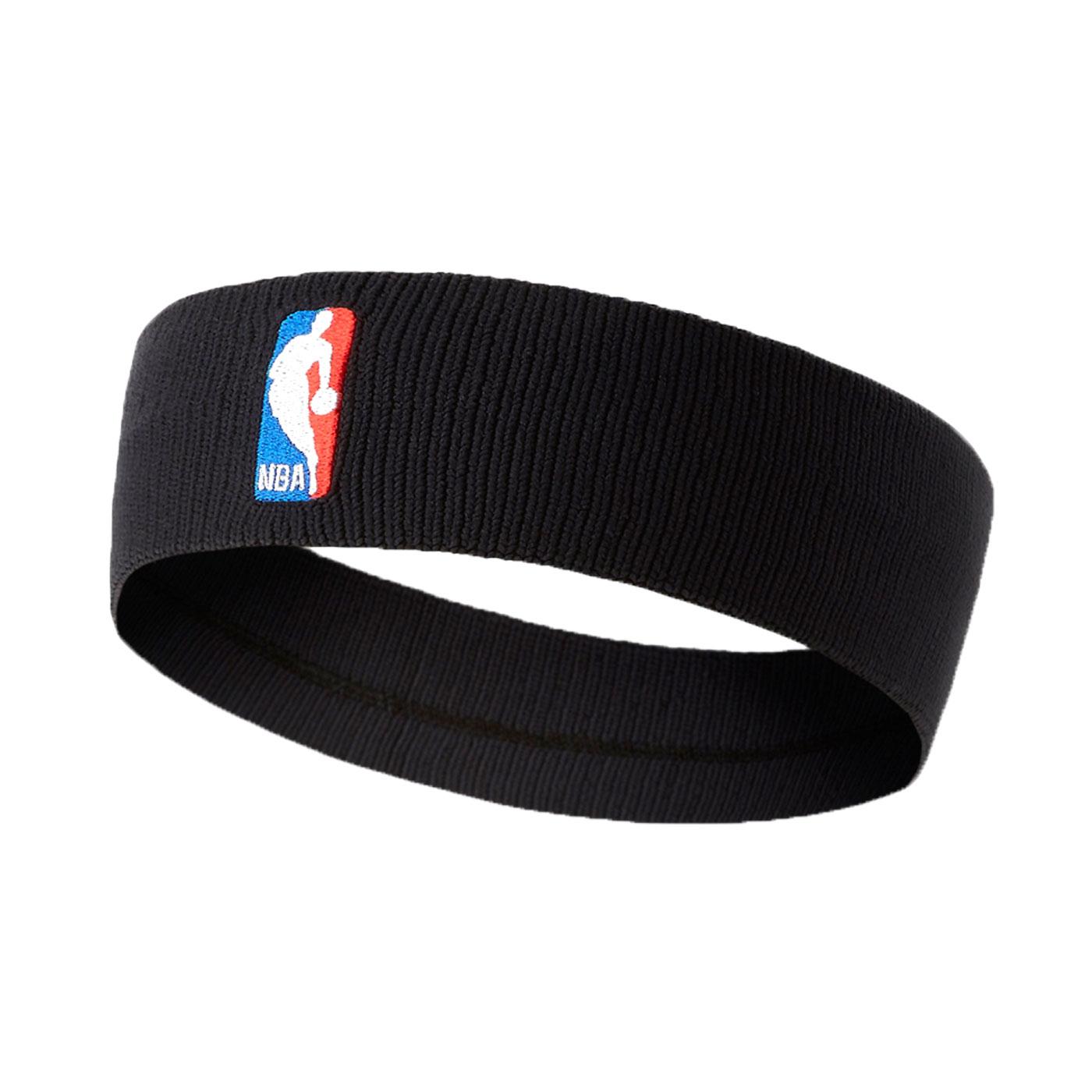 NIKE NBA DRI-FIT 單色頭帶(馬刺)(髮帶 慢跑 一只入 籃球 飛人喬丹【98341581】≡排汗專家≡