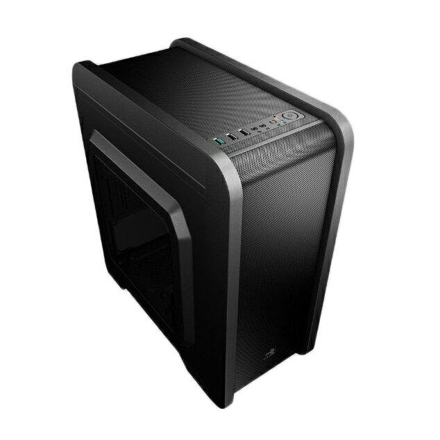 機殼 Aero cool QS-240 電腦機殼 桌上型電腦 / 機殼 / 風扇 1