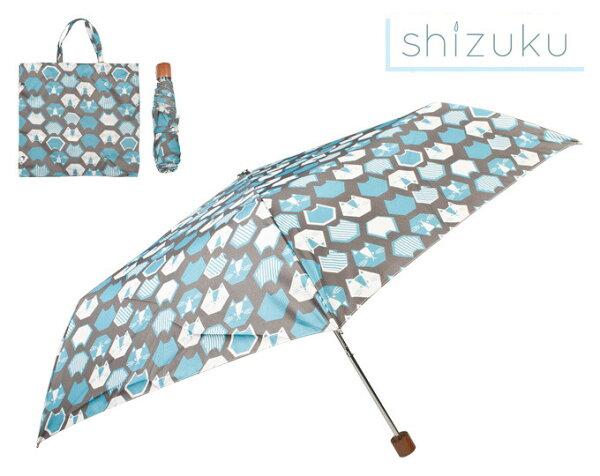日本shizuku防撥水UV折傘(CatOrigami)