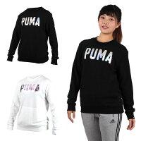 PUMA運動品牌推薦PUMA運動鞋/慢跑鞋/外套推薦到PUMA Fusion女長袖圓領衫(長T T恤 慢跑【03370702】≡排汗專家≡adc