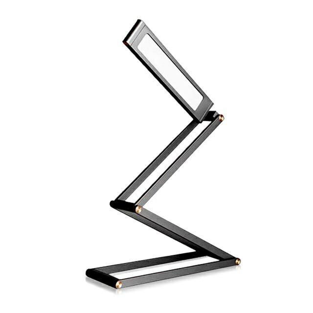 阿宏拍賣 百變旋轉LED折疊檯燈 USB 充電式 LED燈 床頭燈 小夜燈 USB燈 桌面檯燈 LED護眼燈 電腦燈