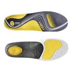 法國 SIDAS 3Feet (適合不同鞋類) 足弓加強鞋墊(高足弓)