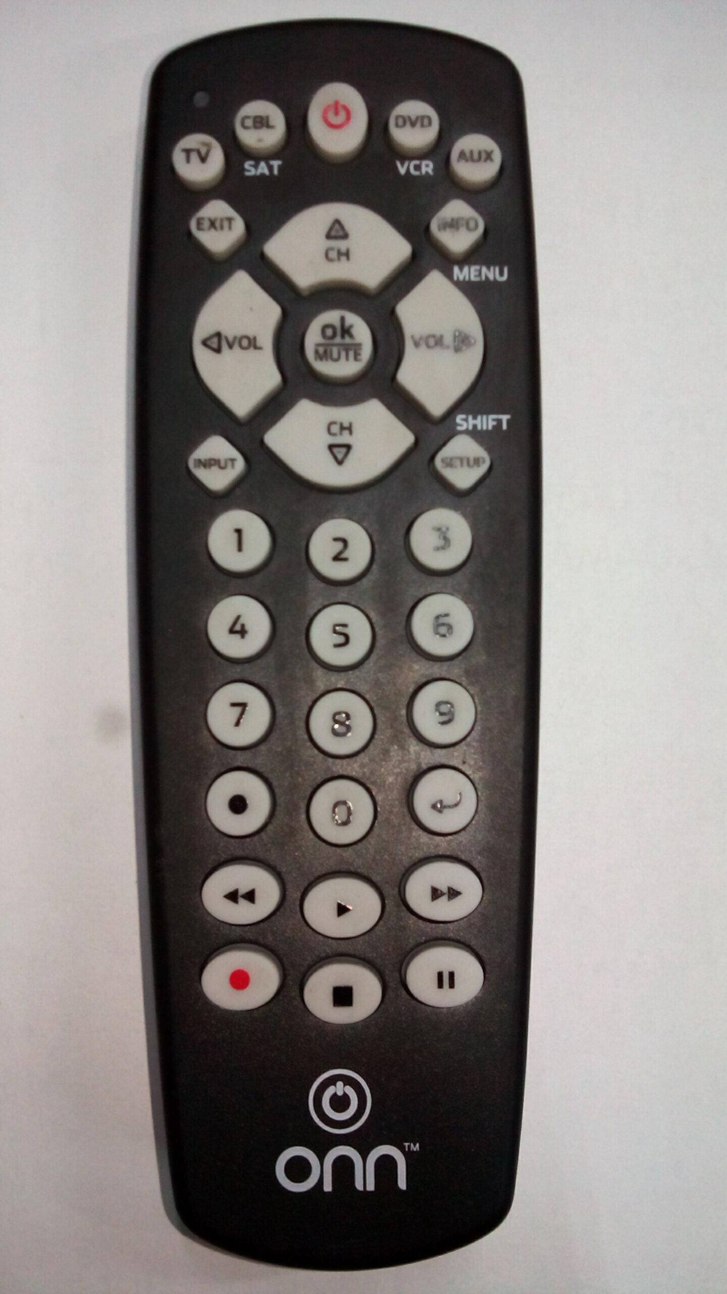 Onn Tv No Remote