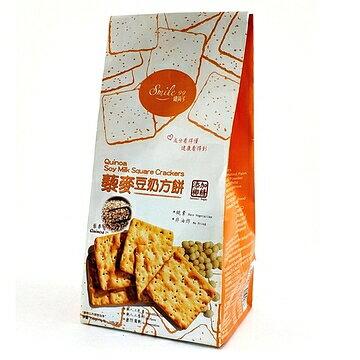 纖莉子 藜麥豆奶方餅 15gx10包/袋