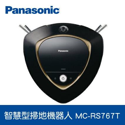 【Panasonic】智慧型掃地機器人 MC-RS767T