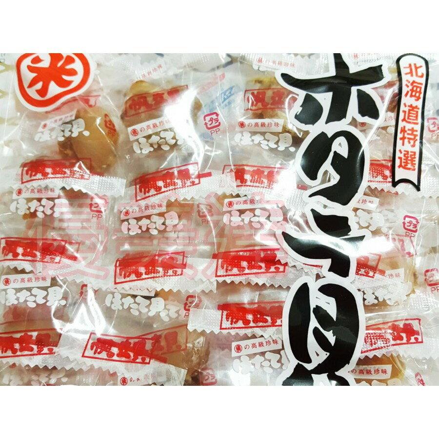 【米穀水產】北海道特選帆立貝干貝糖 150g 日本人氣零嘴 空運直送 =預購 4 / 8左右出貨= 1
