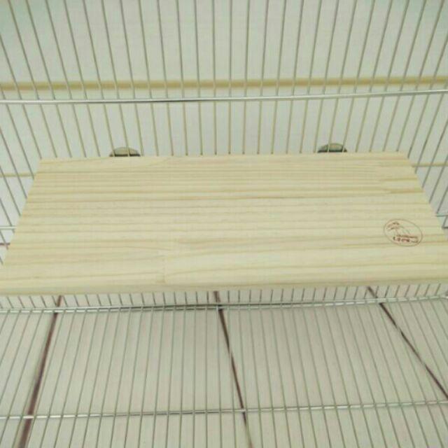 鸚鵡大號長方形平台  跳台  鸚鵡玩具