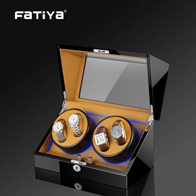 法緹雅搖錶器自動機械手錶盒子上弦器手錶上練盒轉錶器晃錶器錶盒